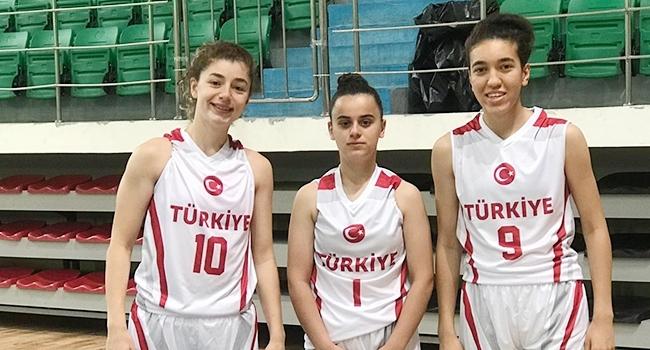 Milli takıma 3 Samsunlu sporcu