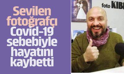 Samsun'da fotoğrafçı Ali Öztürk, son yolculuğuna uğurlandı