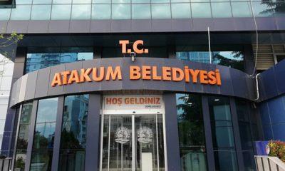 Atakum'a T.C. yazısı geri geldi