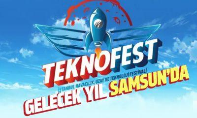 TEKNOFEST gelecek yıl Samsun'da düzenlenecek