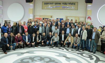 AK Parti İlkadım Genişletilmiş İlçe Danışma Toplantısı gerçekleştirildi