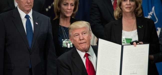 Trump'ın tepki çeken kararı onaylandı