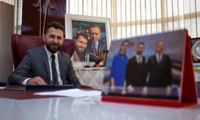 Aşcı'dan Osman Yılmaz'a büyük destek
