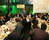 Milletvekili Yılmaz Çarşambalılar Derneği geleneksel iftarına katıldı