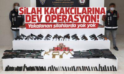 Samsun'da Kaçakçılık Operasyonu 19 Gözaltı