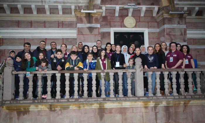 Atakum'da Kültürlerarası Köprü Projesi