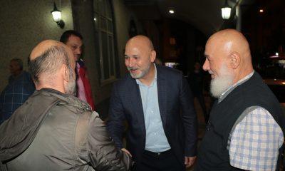 Samsun'da AK Parti rüzgarı