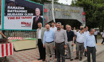 AK Parti Samsun Teşkilatı'nın gündemi İstanbul seçimleri
