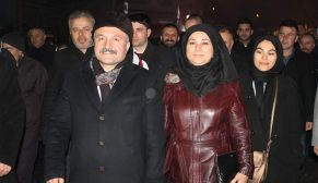 Usta İlyasköy mahalle sakinlerine seslendi
