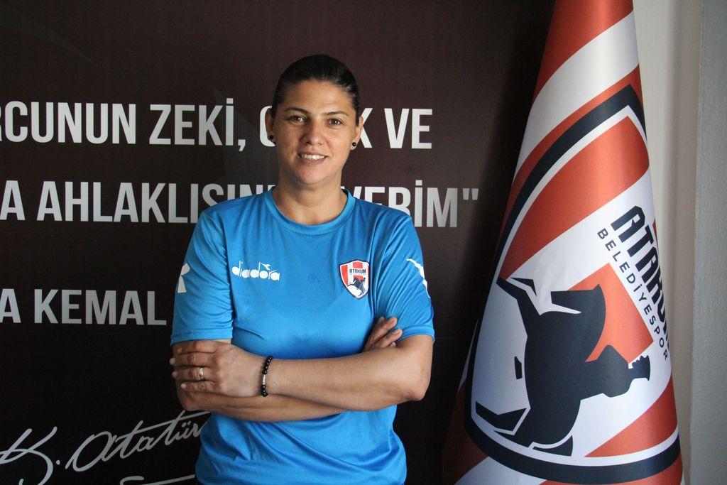 İki başarılı antrenör Atakum Belediyespor'da