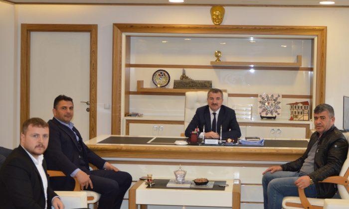 Havza'ya Sabit Araç Muayene İstasyonu Kurulması Talebi