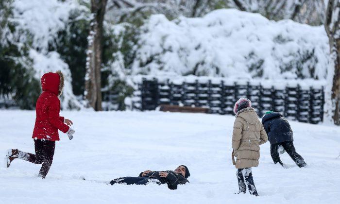Asarcık'a kar tatili