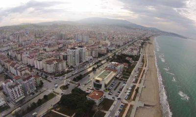 Atakum'da 4 yılda 55 bin nüfus artışı