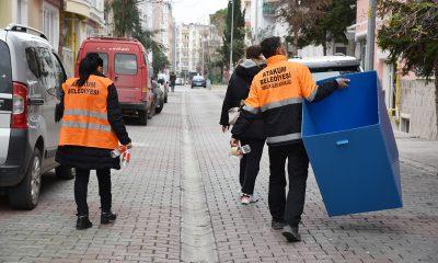 Atakum Belediyesi'nden örnek 'Sıfır Atık' sistemi