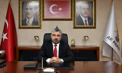 Aksu: AK Parti her zaman olduğu gibi birinci parti oldu