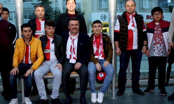 Atakum'da Spor Tesisi sayısı 16'ya katlandı