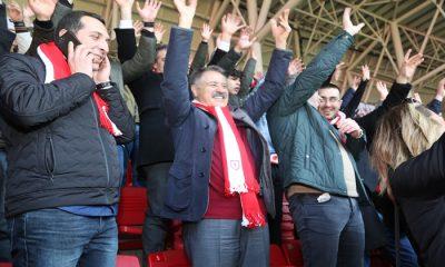Atakum Belediye Başkanı Av. Cemil Deveci: Samsunspor'un 56. kuruluş yıl dönümü dolayısıyla mesaj yayımladı