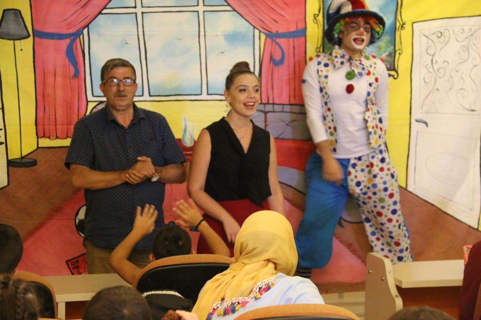 Atakum Belediyesi'nde çocuklarla çifte bayram