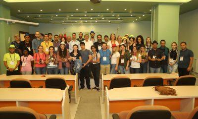 7 ülkeden genç Atakum'da buluştu