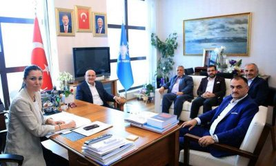Başkan Akgül'den Ankara ziyareti