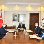 Samsun'da İlk Yardım Eğitim Merkezi kurulması ve bağımlılıkla mücadele konusunda protokol imzalandı