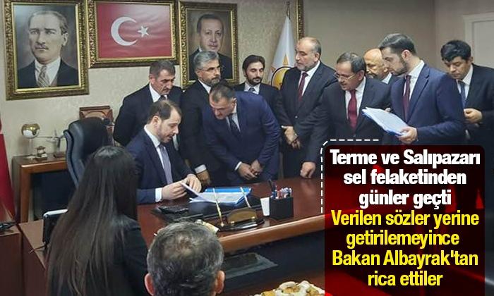 Başkan Akgül, çiftçilerin borçlarının ertelenmesini istedi