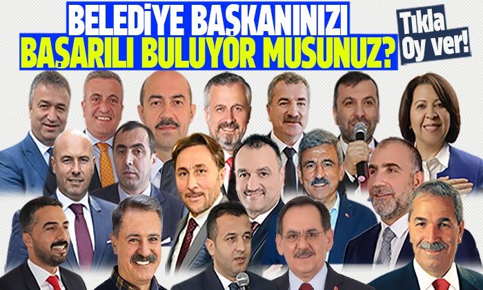 Samsun'da Belediye Başkanınızı başarılı buluyor musunuz?