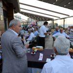 Başkan Demirtaş mahalle muhtarlarıyla bir araya geldi
