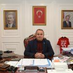 Başkan Vekili Kandemir şehitler için başsağlığı mesajı yayınladı