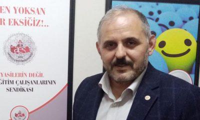 Murat Bahtiyar: öğretmenler unutulmamalıdır