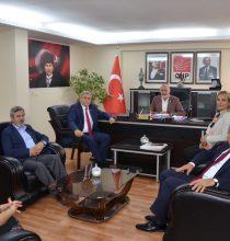 Kılıçdaroğlu'ndan ve Akşener'den Atakum'a ziyaret