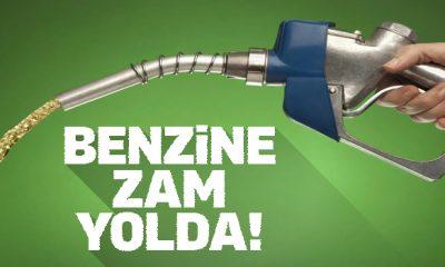 Benzine 15 kuruş zam yolda