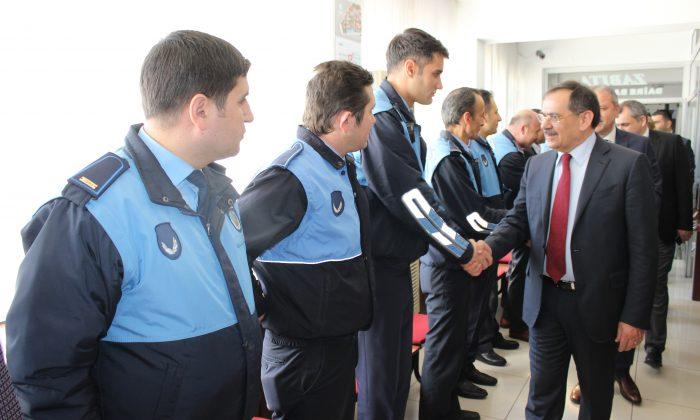 Demir: Büyükşehir Belediyesi çalışanlarına güvence verdi