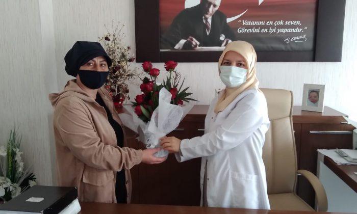 Başkan Demirtaş sağlık çalışanlarına teşekkür etti
