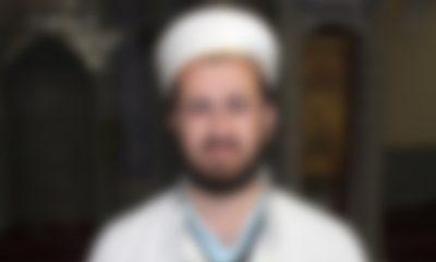 Bafra'da cami imamı genç sevgilisi ile kaçtı
