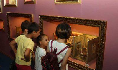 Oyuncak müzesi bayramda ücretsiz