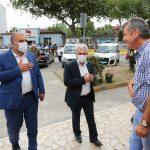 Sandıkçı: Salgın riski son bulana kadar mücadeleye devam
