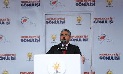 Samsun AK Parti'den CHP'ye Cevap!