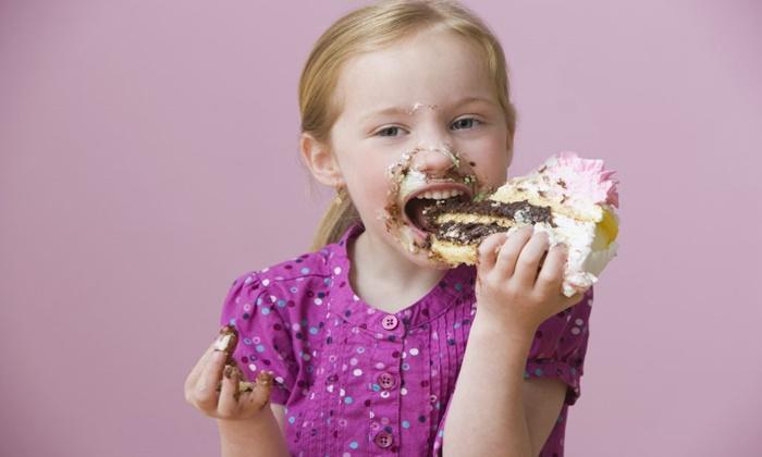 Bayramda çocukların tatlı tüketimine dikkat edin!
