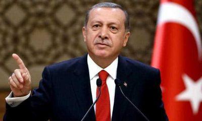 Cumhurbaşkanı Erdoğan'dan Almanya Açıklaması