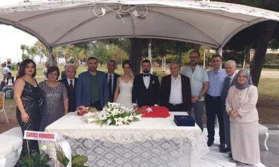 Samsun bu düğünü konuşuyor!