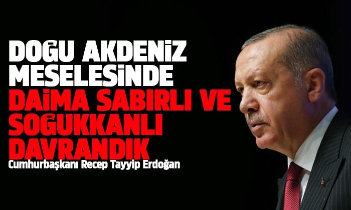 Erdoğan G-20 Liderler Zirvesi'nin ikinci oturumunda konuştu