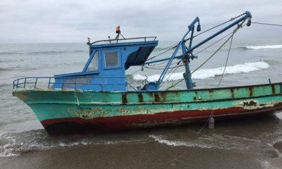 Balıkçı Teknesini Çalmaya çalışırken yakalandı