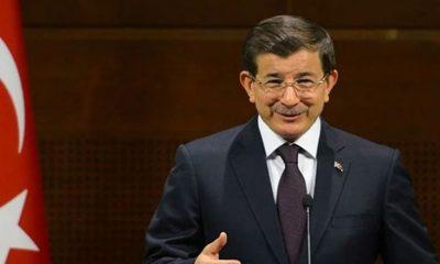 Ahmet Davutoğlu, Yeni Parti İçin Ofis Tuttu!