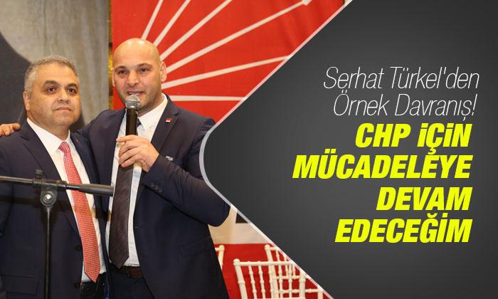 Serhat Türkel'den Örnek Davranış!