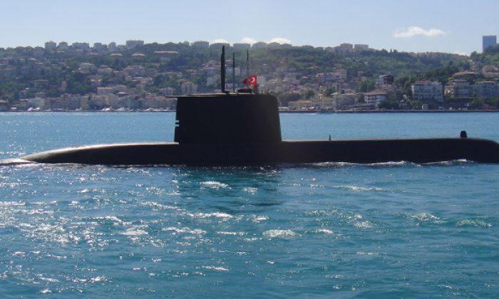 Denizaltı Samsun'a geliyor