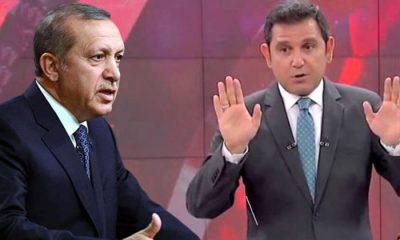 Erdoğan Fatih Portakal'dan şikayetçi oldu