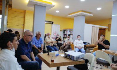 Eğitim Bir Sen Samsun 2 Nolu Şube Divan kurulu toplantısı yapıldı!