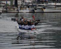 Samsun Büyükşehir Belediyesi Anakent Spor Kulübü Dragon Bot Takımı Yakakent'te