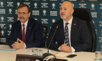 Başkan Karaduman AK Parti Teşkilatını uyardı